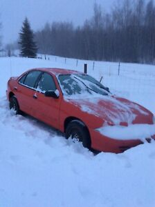 2000 Chevy Cavalier Located near Darwell Trade for anything