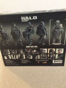 "Collectable Hot Toys 12"" Halo Action Figure"