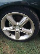 Holden Vx Calais rims and tyres Singleton Singleton Area Preview
