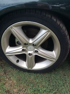 Holden Vx Calais rims and tyres Singleton Singleton Area Preview