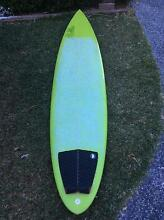 "Surfboard  7' 4"" Grant Miller V-SKATE EXCELLENT CONDITION Belmont Lake Macquarie Area Preview"