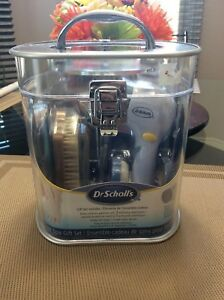 Dr. Scholl's Pedicure Set - New