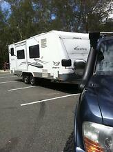 JAYCO STERLING 22FT CARAVAN /SLIDE OUT /FULL ENSUITE/TEBBS FULL A Pialba Fraser Coast Preview