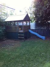 Copper log Cubby House Wavell Heights Brisbane North East Preview