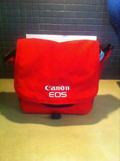 Camera Bag for Canon EOS - (Crumpler, five million dollar home) Camperdown Inner Sydney Preview
