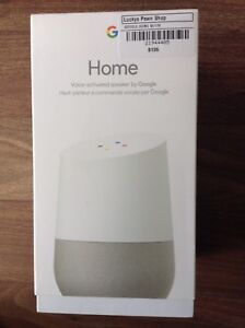 Google Home Smart Speaker  *New in the box*