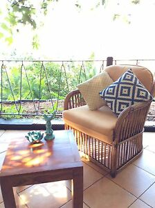 Stylish Cane Armchair Smithfield Cairns City Preview
