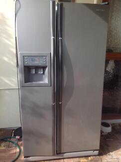 Samsung side by side fridge and freezer 583L Mosman Park Cottesloe Area Preview