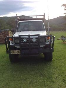 2006 Toyota LandCruiser Ute Greater Taree Area Preview