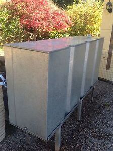 MODULAR RAINWATER TANK 'EXCELLENT CONDITION' CAN DELIVER Stirling Adelaide Hills Preview