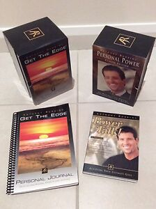 Anthony Robbins DVDs & Personal Journal Medowie Port Stephens Area Preview