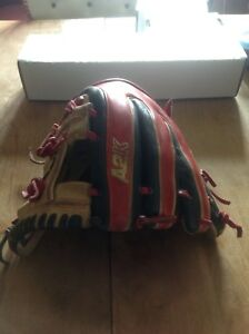 Wilson A2K Baseball Glove-Brandon Phillips Specs - 11.5 in
