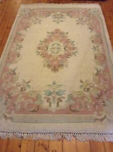 2 x woollen carpets - small Lavender Bay North Sydney Area Preview