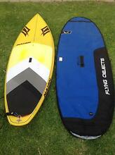 Stand up Paddle Board SUP Naish Hokua x32 GT 8' 8""