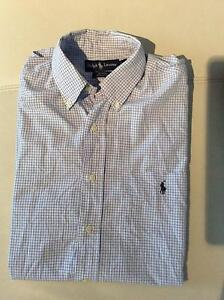 Ralph Lauren cotton short sleeves shirt Bowen Hills Brisbane North East Preview