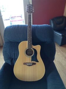 George Washburn Limited  Acoustic/Electric Guitar