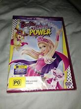 Barbie Princess Power DVD Varsity Lakes Gold Coast South Preview