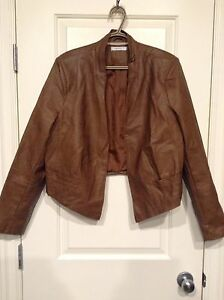 Rickis Pleather Coat