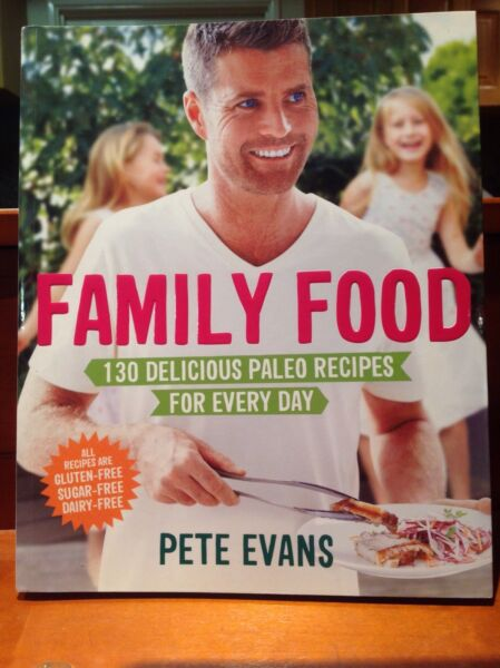 Pete evans family food cookbook other books gumtree australia pete evans family food cookbook kallaroo joondalup area image 2 1 of 3 forumfinder Images