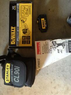 Brand new tools!!! Never used Makita, dewalt, Stanley, Ryobi Clarkson Wanneroo Area Preview