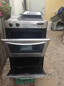 Westinghouse continuous cleaning oven manual
