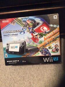 Wii U. 32 GB.