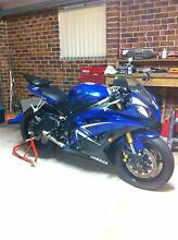 2009 Yamaha YZF R6 One Owner. Many extras. Excellent Condition. Wellington Point Redland Area Preview