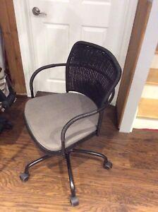 Chaise de bureau pivotante