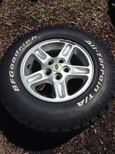 Land Rover Discovery 2 Wheels Lake Macquarie Area Preview