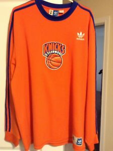 Men's adidas New York Knicks sweater shirt