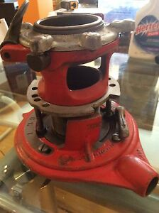 Fileteuse threaded manuelle RIDGID MODEL 65r-c GARANTIE A VIE