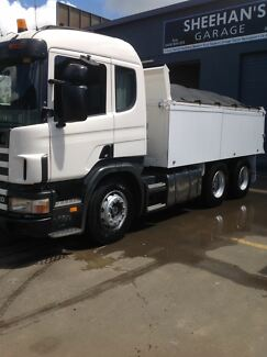 2003 scania 6x4 tipper for sale