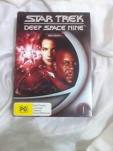 star trek deep space nine season 1 dvd Pakenham Cardinia Area Preview