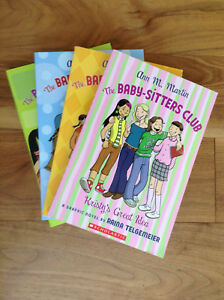 The Baby-Sitters Club books graphic novels