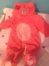 Pink bear animal suit all in one 0000 Yangebup Cockburn Area Preview
