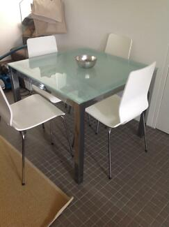 Dining Table and Chairs - Small 4 Persons Waverley Eastern Suburbs Preview