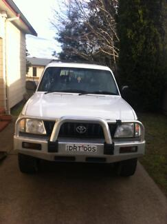1998 Toyota LandCruiser Wagon Weston Cessnock Area Preview