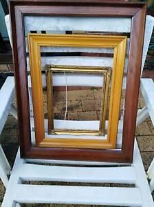 Vintage Frames (3) Bundall Gold Coast City Preview