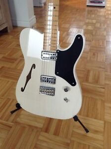Fender telecaster  carbronita