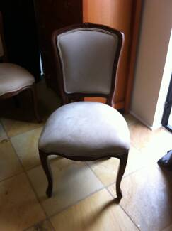 REPRO ANTIAUE CHAIRS 3 IN TOTAL Edge Hill Cairns City Preview