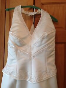 GInza Collection Wedding Gown Size 18 or 20