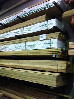 90x45 Treated Pine F7 3.6m $14.50 each