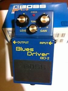 Boss BD2 Blues Driver Shepparton Shepparton City Preview
