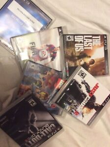 Cheap ps3 a lot of games