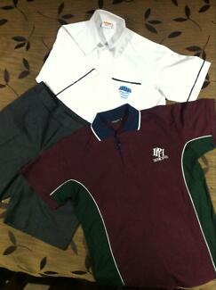 Pacific pines high school boys uniforms - used for 2 weeks Oxenford Gold Coast North Preview