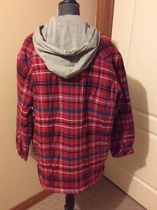Dickies Quilted Flannel Shirt Cambridge Kitchener Area image 2
