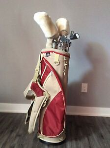 Ladies golf bag
