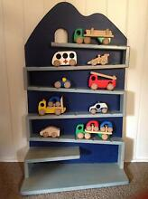Banjo wooden vehicles and stand Paddington Brisbane North West Preview