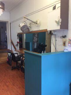 Established hair salon