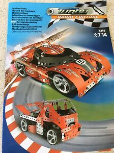 Meccano Turbo Radio Control Pro Car & Racing Truck Soldiers Point Port Stephens Area Preview